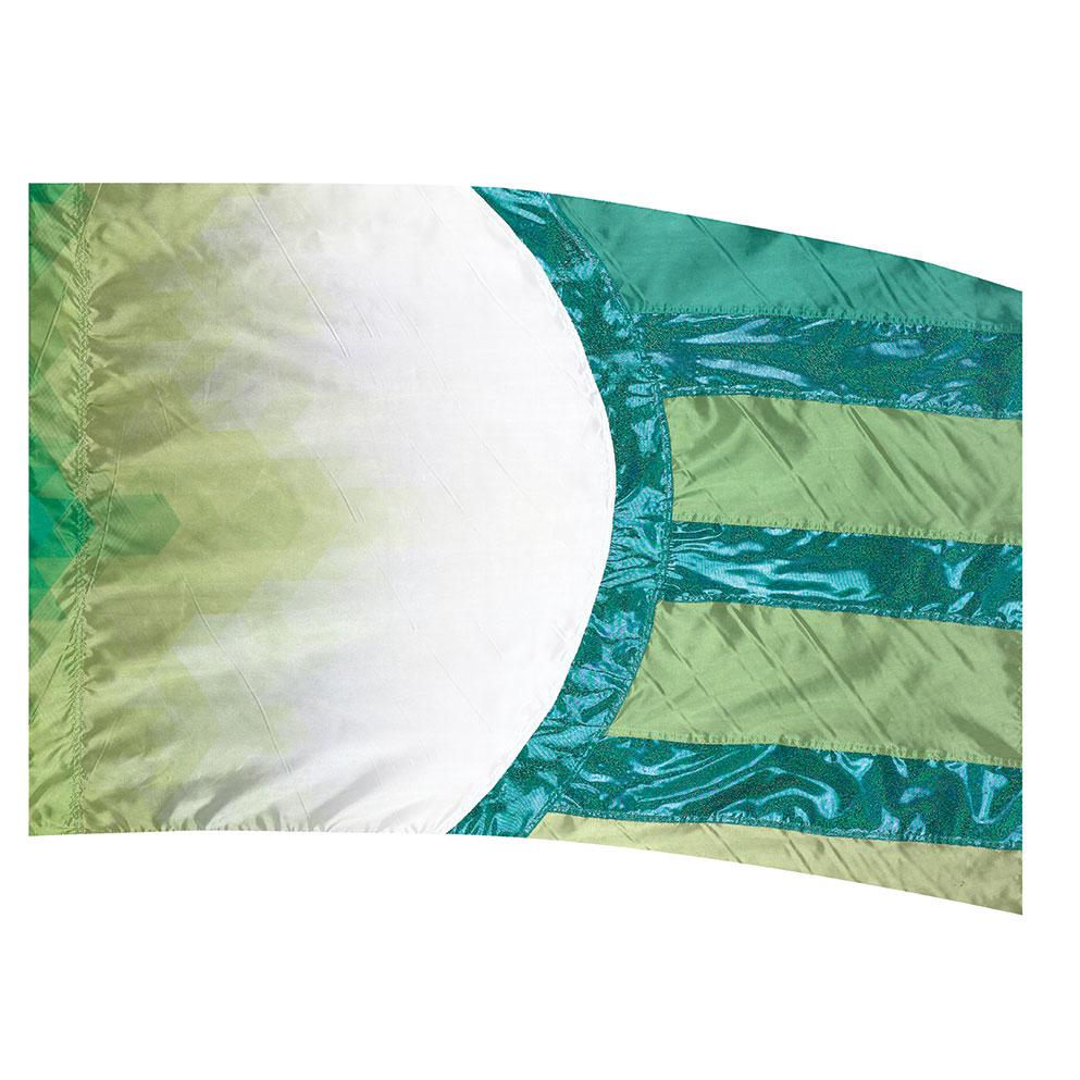 Hybrid Digital Mardi Gras Flags