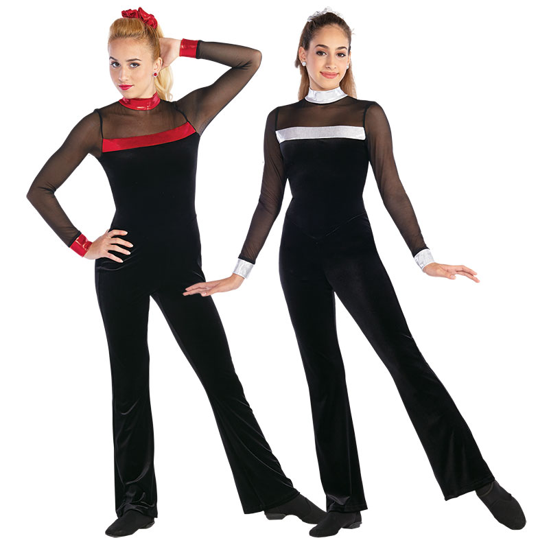 Guard Uniforms: Mystique Jumpsuit