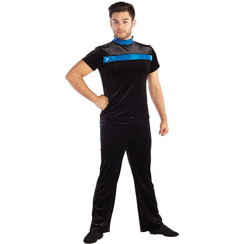 Guard Uniforms: Mens Mystique Shirt