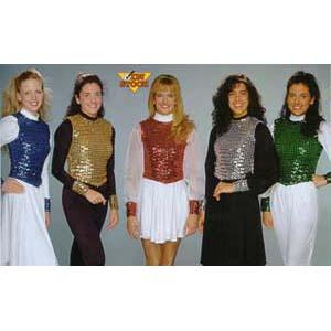 Sequin Vests