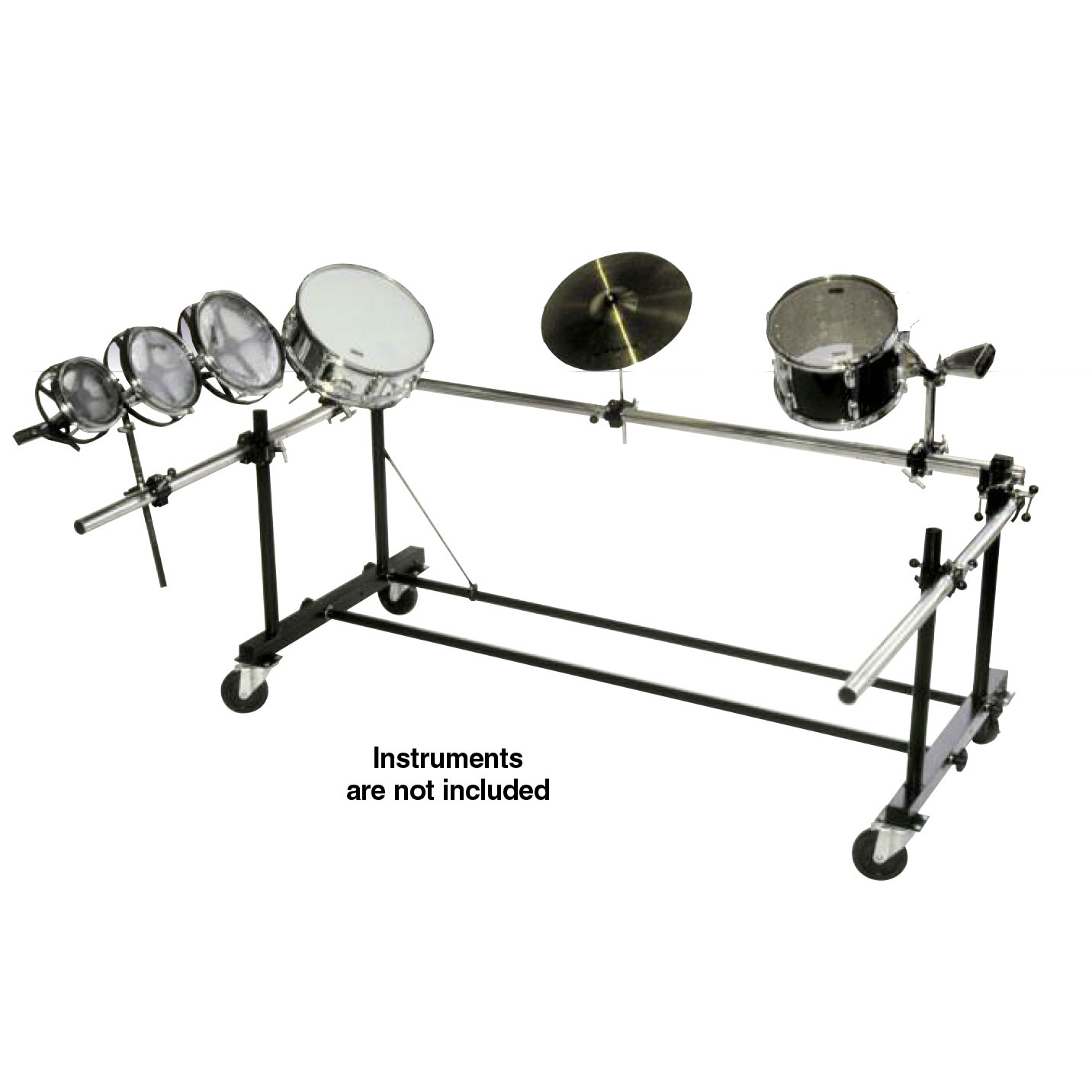 Mobile Percussion Rack