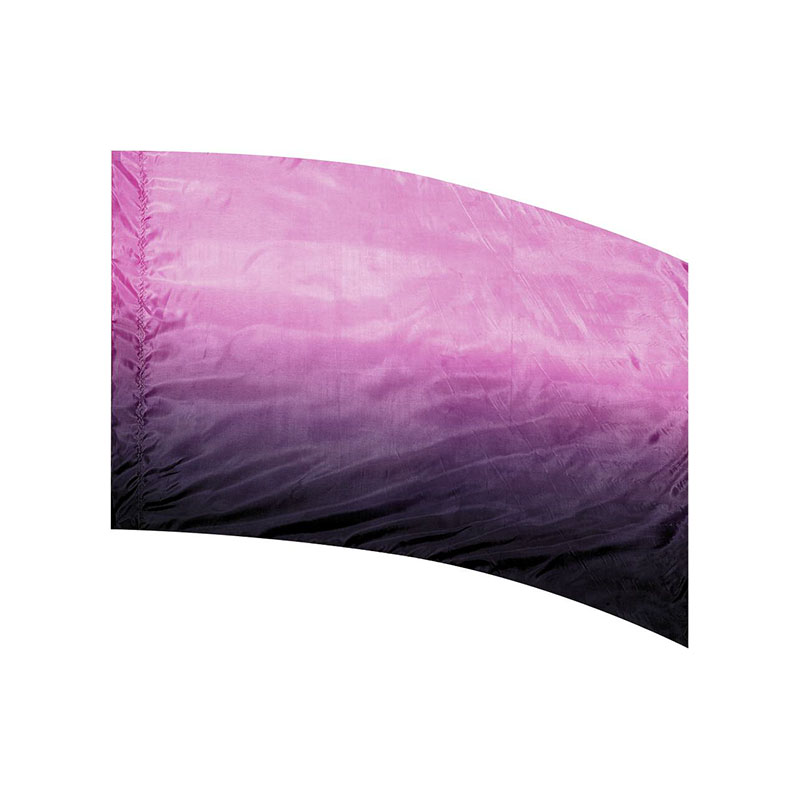 Color to Black Shaded PCS Flag, Pink