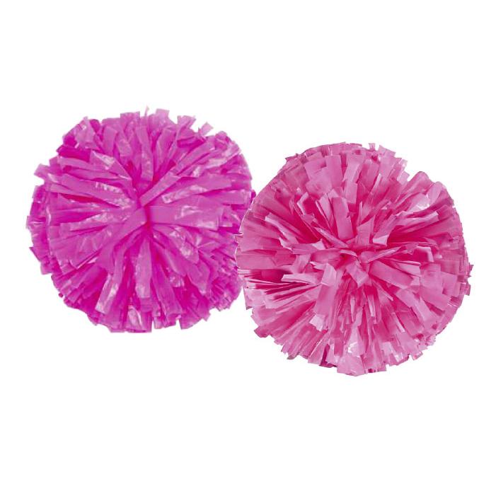 In-Stock Poms, Pink