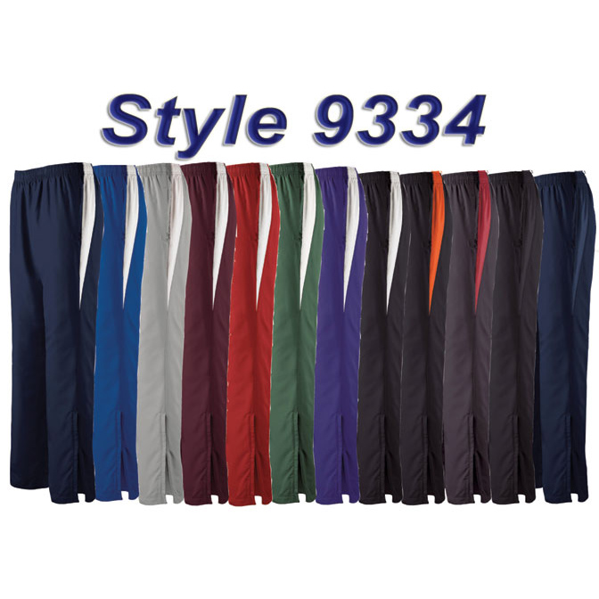Style 9334 Pants (Ladies)