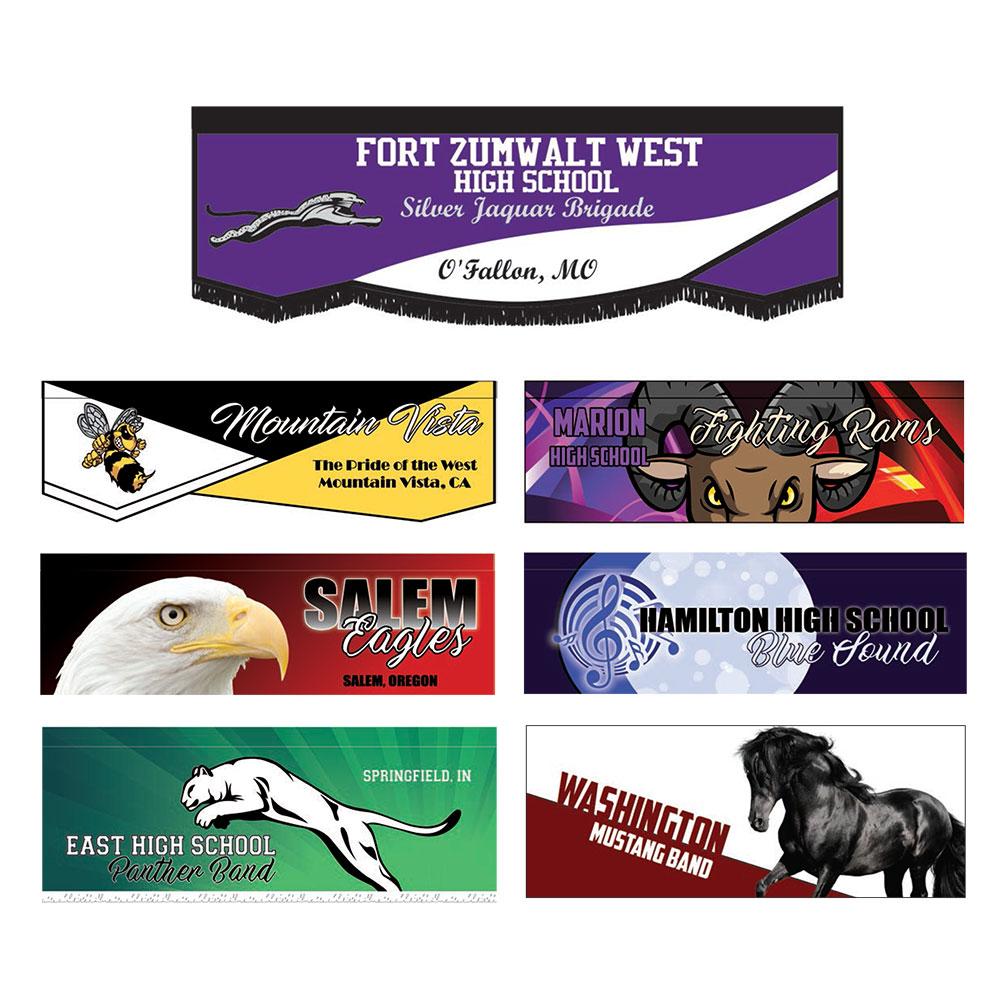 Digitally Printed Custom Banners