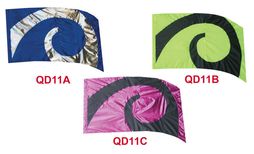 Quick Delivery Flags: Style 11