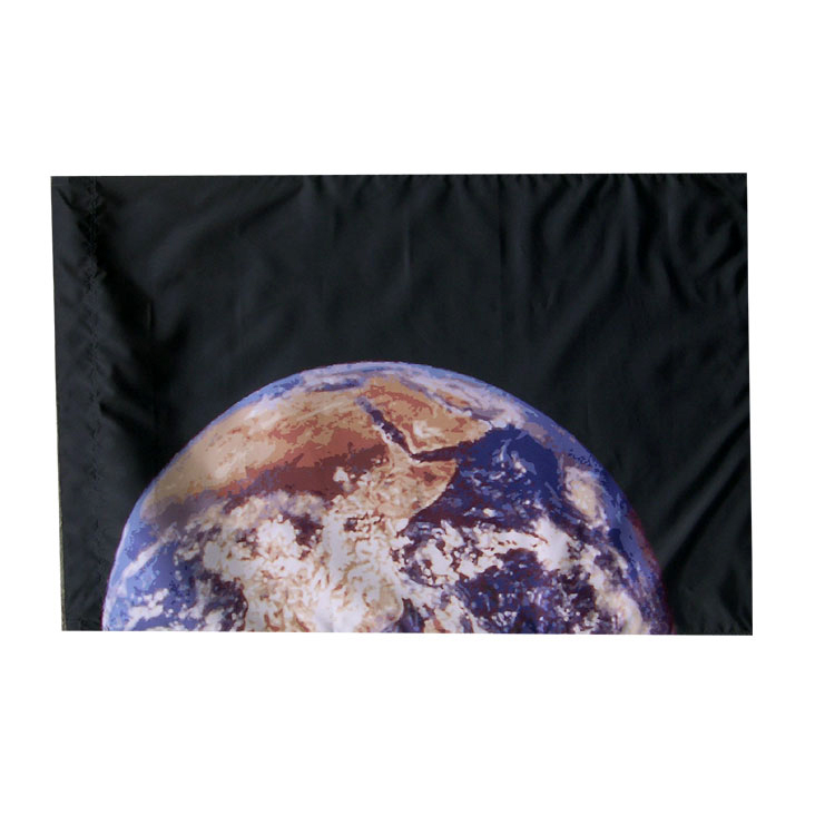 Digital Flags: Earth