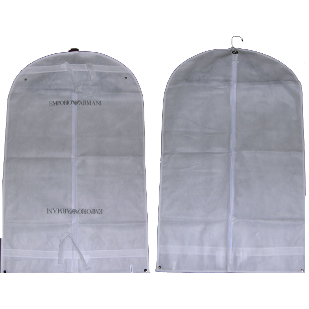 Close Out Garment Bags: Emporio Armani