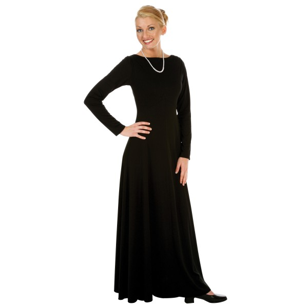 Juliet Concert Dress, Long Sleeve