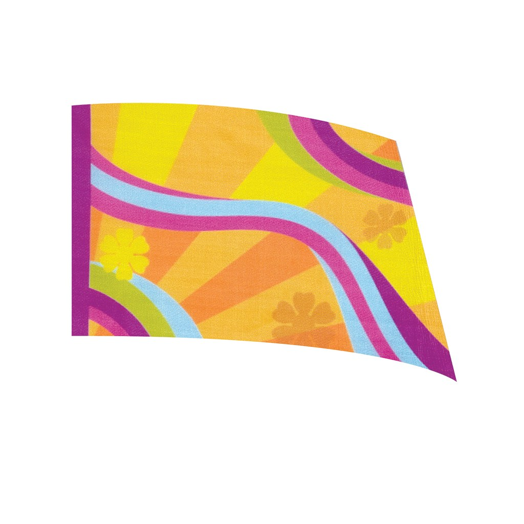 Made-to-Order Digital Flags: Style 143