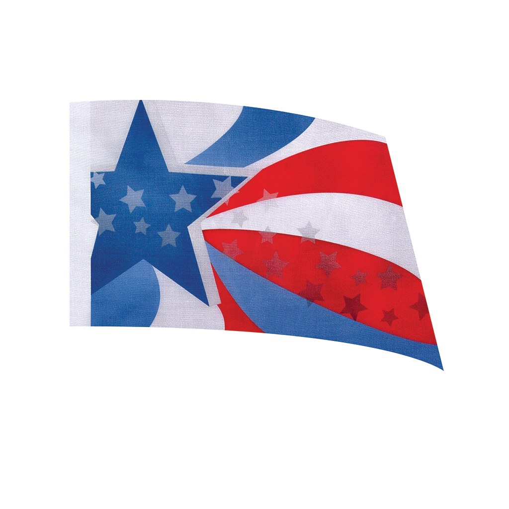 Made-to-Order Digital Flags: Style 151