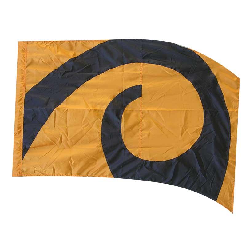 QD11 Orange/Black
