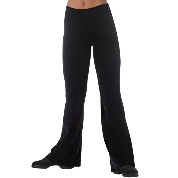 Plush Pants (Black)