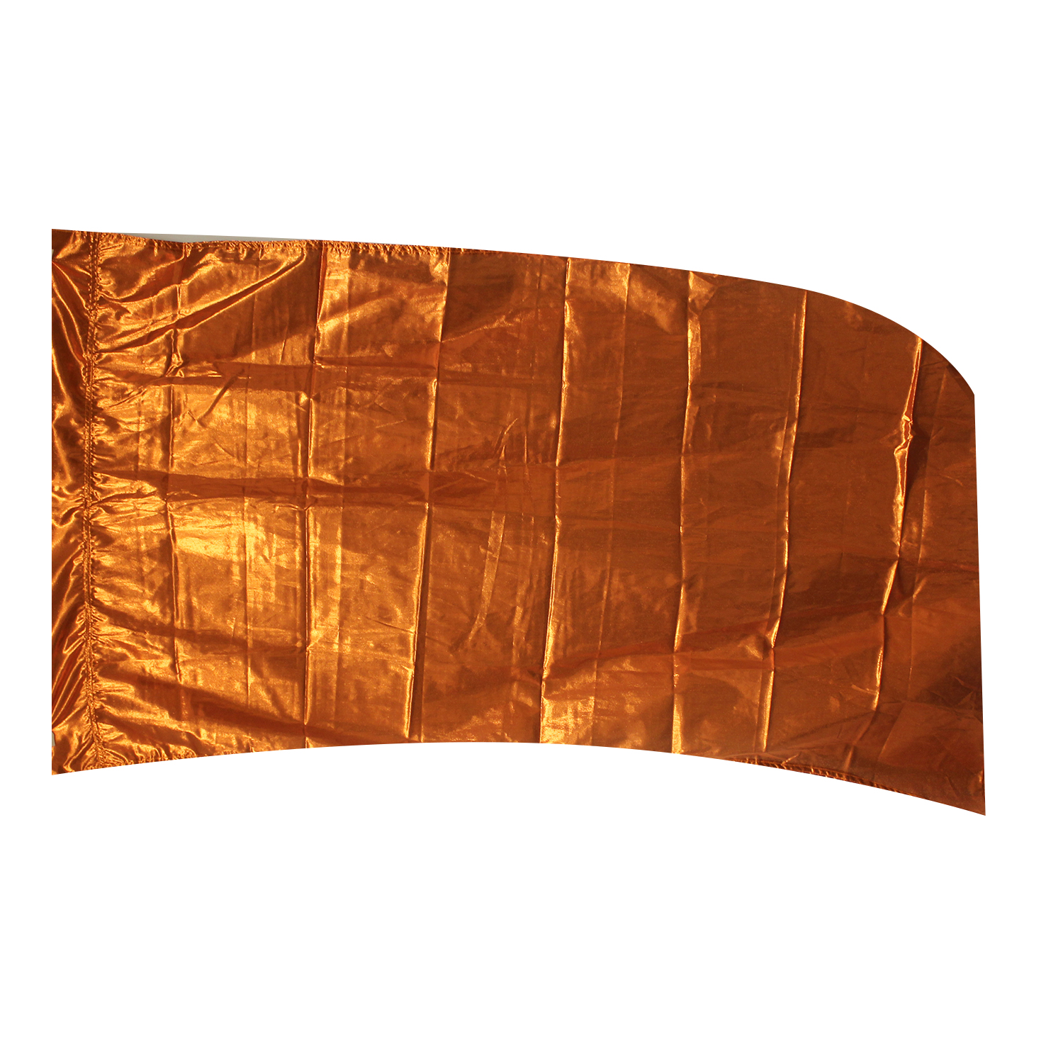 Closeout Flags: 090320 Orange Lamé