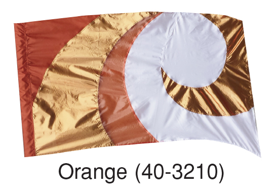 Lava Wave Flags