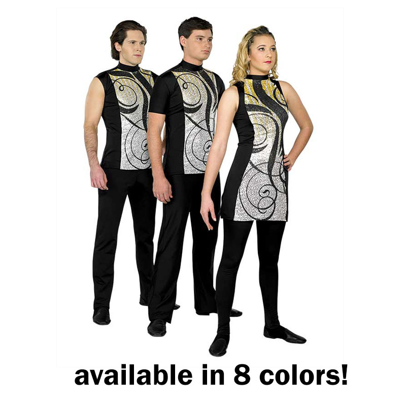 Guard Uniforms: Plex Male Top, Colorway