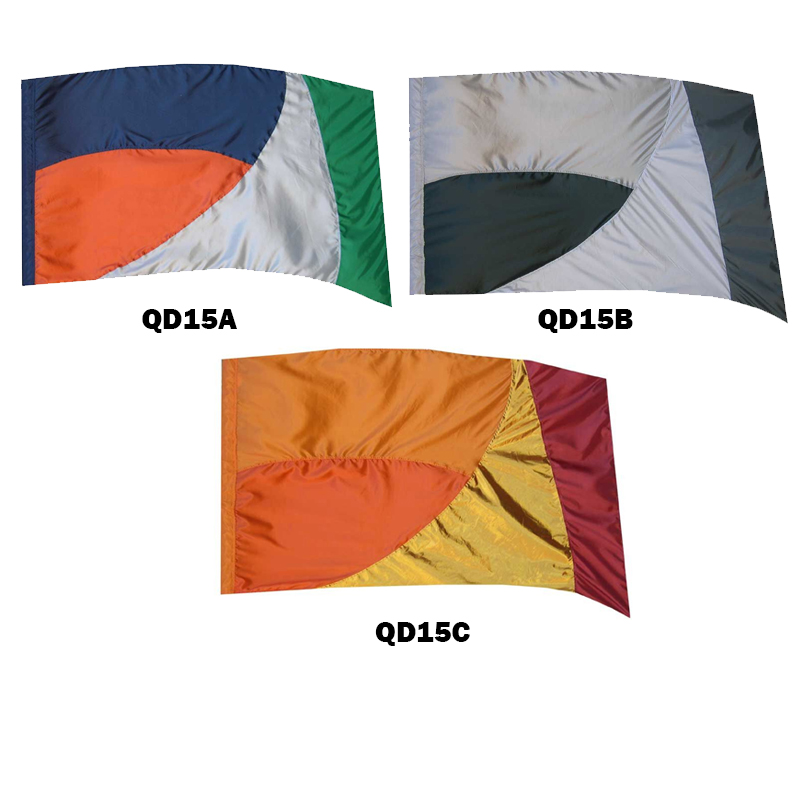 Quick Delivery Flags: Style 15