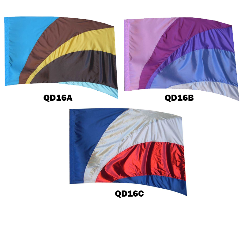 Quick Delivery Flags: Style 16