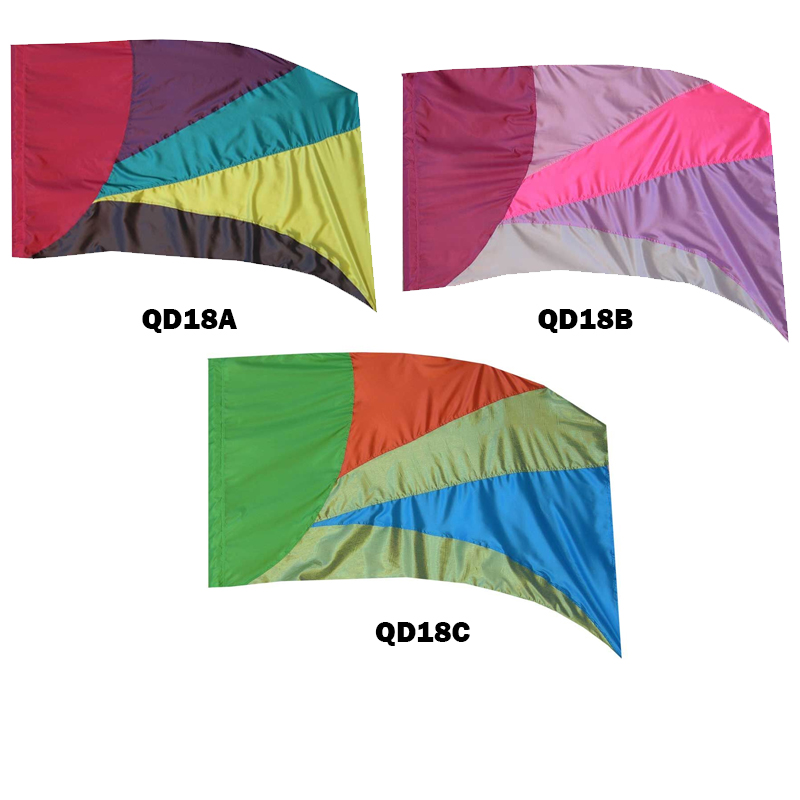 Quick Delivery Flags: Style 18