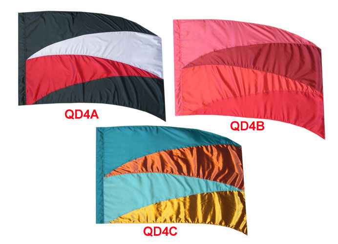 Quick Delivery Flags: Style 4