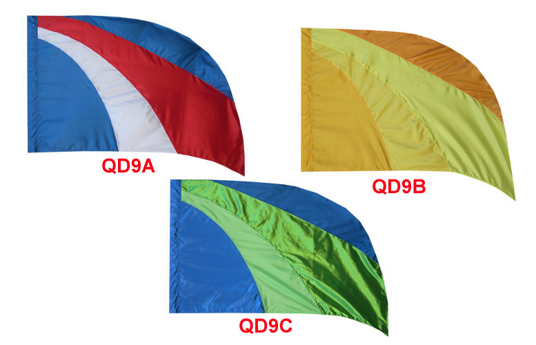 Quick Delivery Flags: Style 9