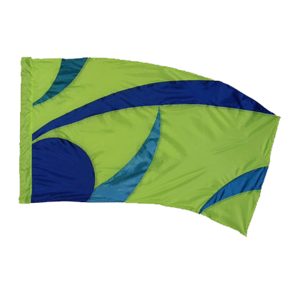 Custom Flags: Sam Woodfield Collection SW-003