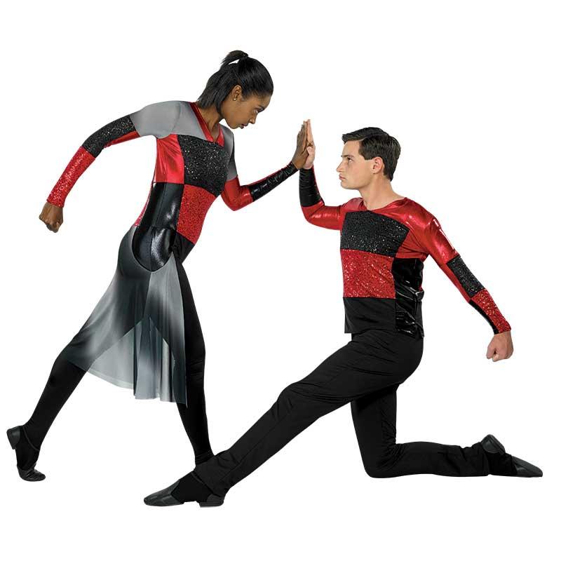 Guard Uniforms: Style 15007 Mens Top