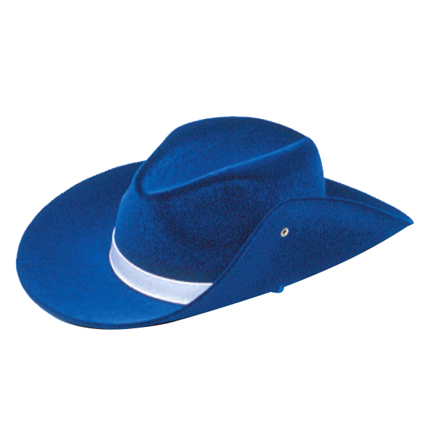 Flocked Broadbrim Aussie
