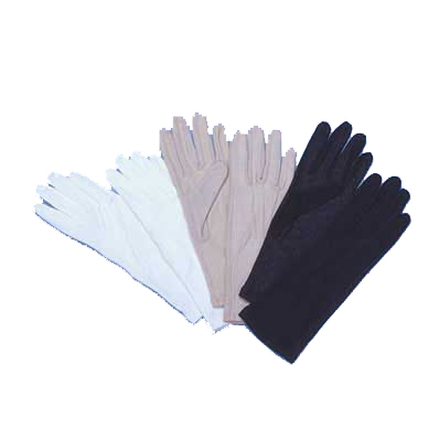 Long Wristed Sure Grip Gloves: XL Nude