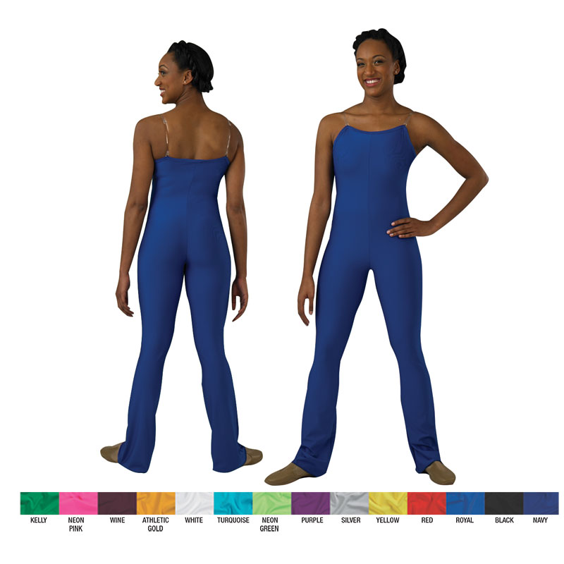 Camisole Unitard (Colors)