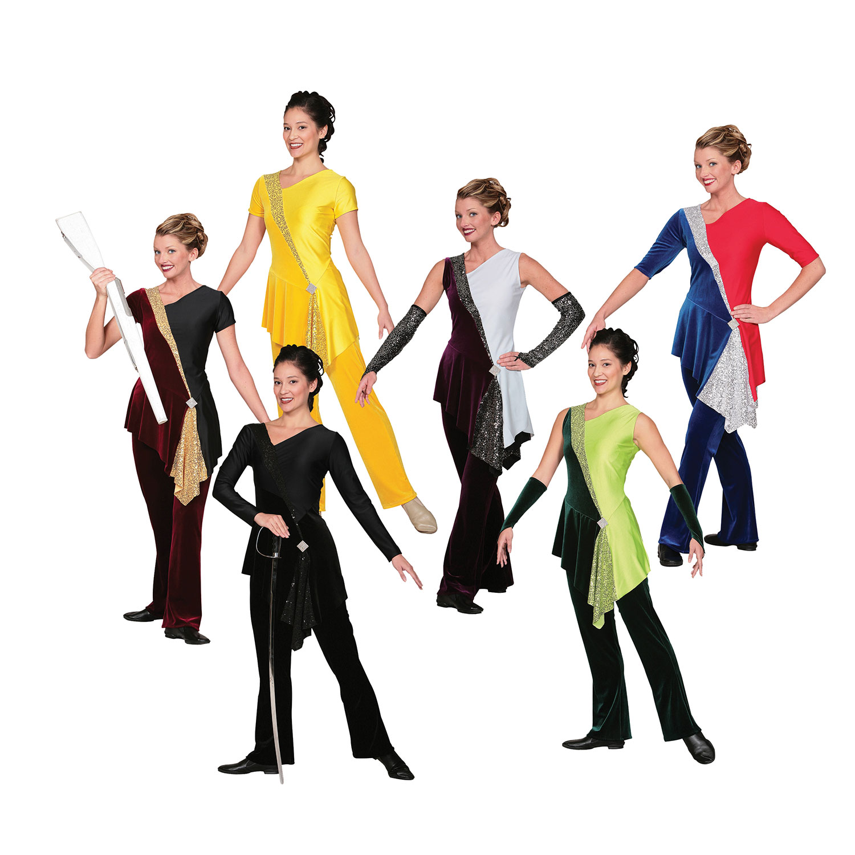 Guard Uniforms: Diamonte