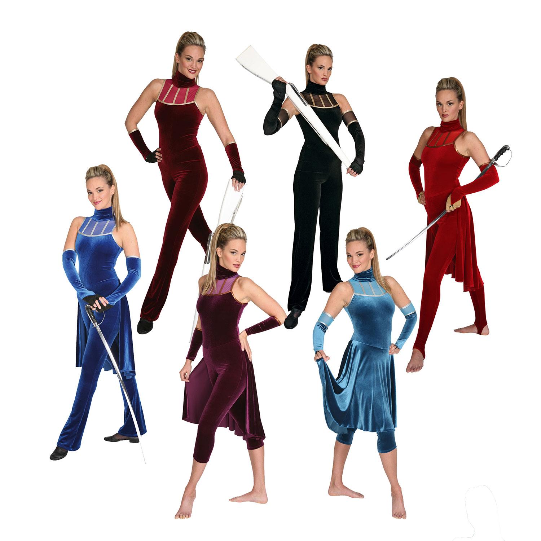 Guard Uniforms: Elegance