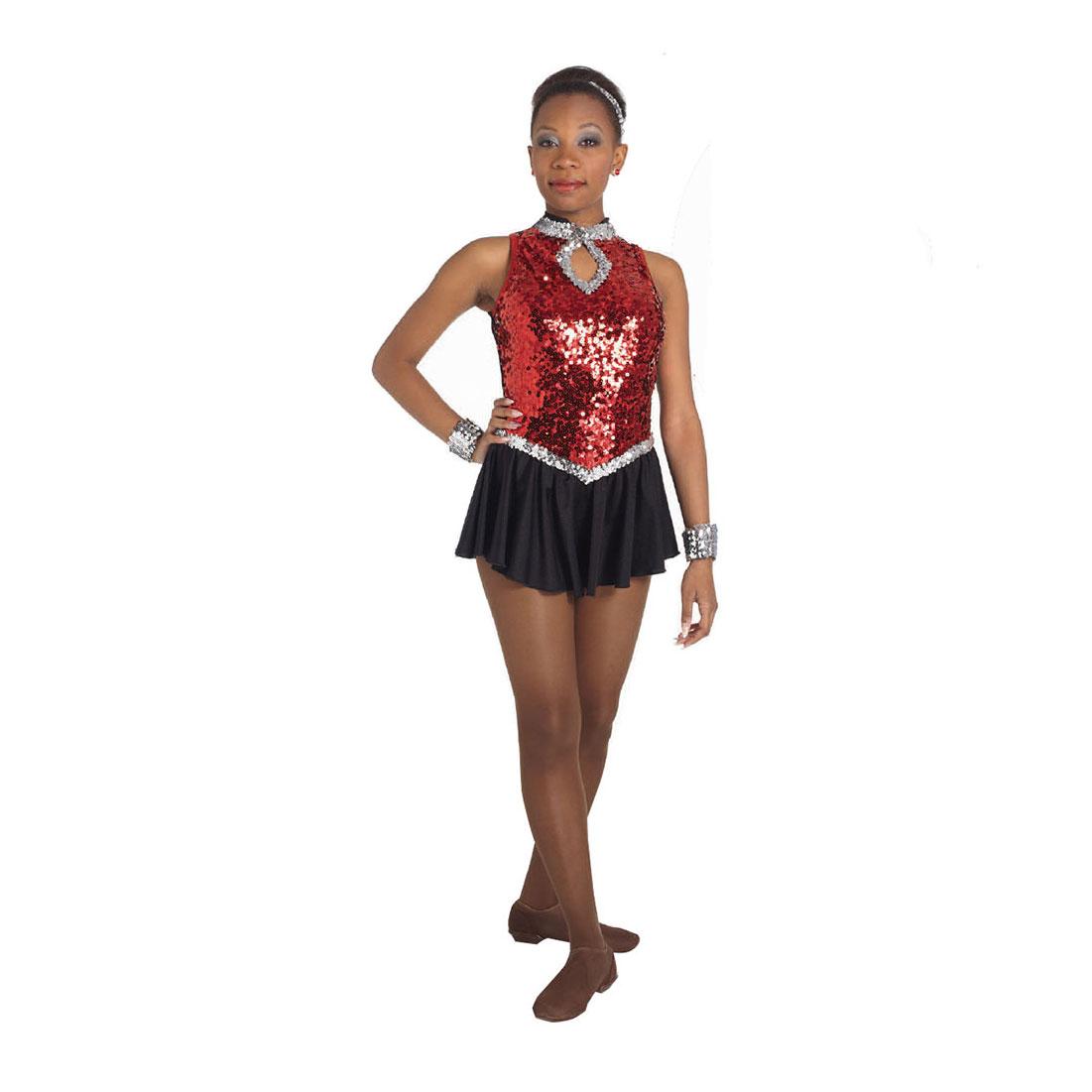 Guard Uniforms: Fascination Demi Dress
