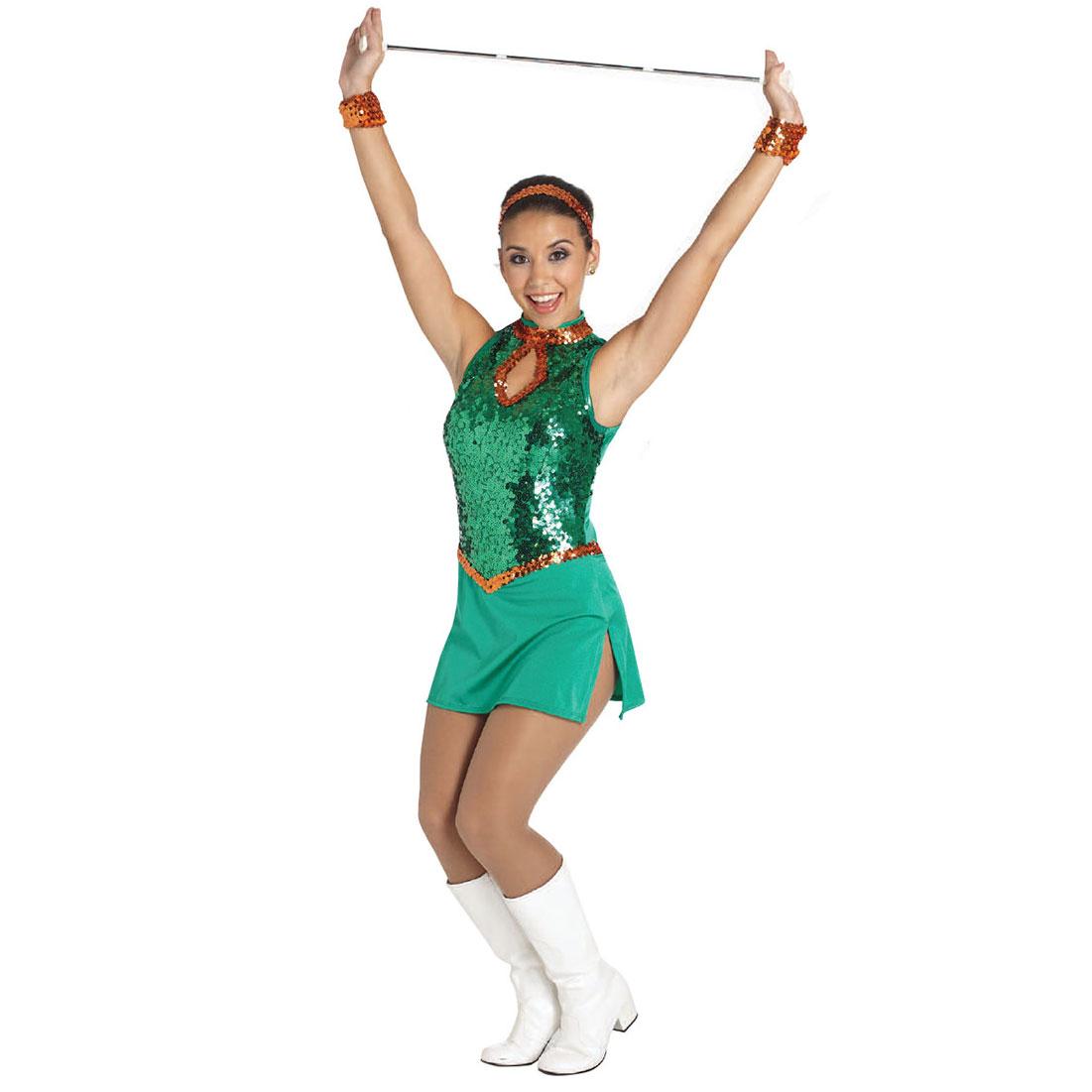 Guard Uniforms: Fascination Tunic Dress