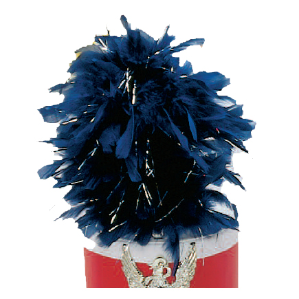 Plumes: French Upright w/ Mylar