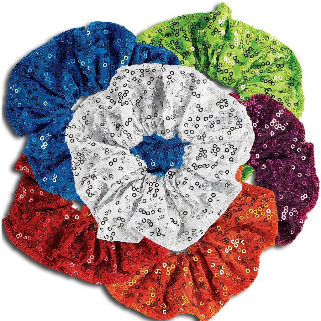 Options Collection: Scrunchies