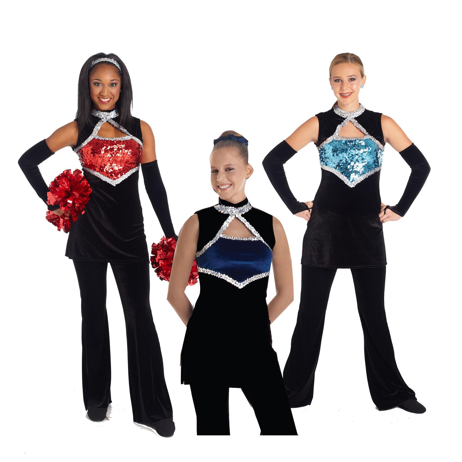Guard Uniforms: Irresistible Tunic