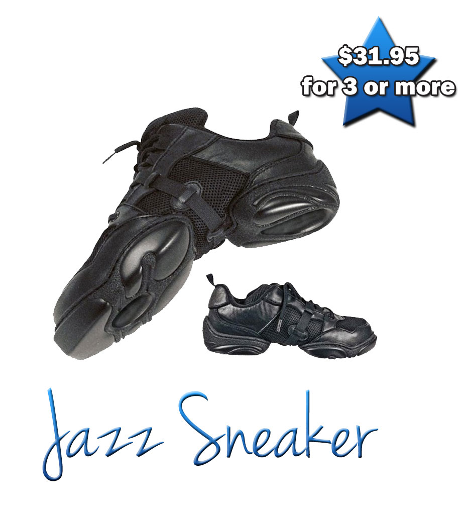 In-Stock Jazz Sneaker