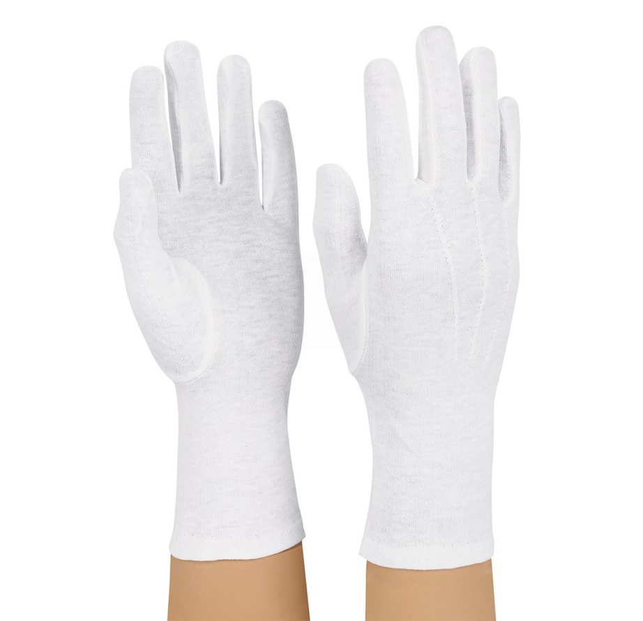 909223802f Long-Wrist Nylon Gloves – American Band