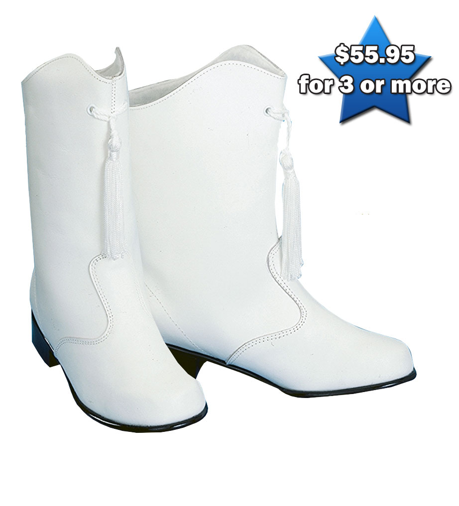 Majorette Boot (Leather)