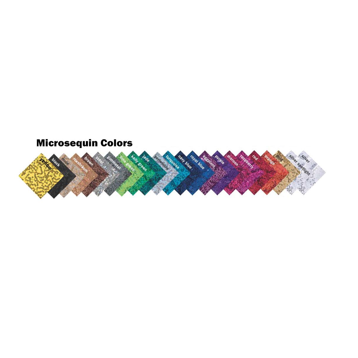 Fabric: Microsequin