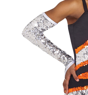 Ultra-Sequin Mitts