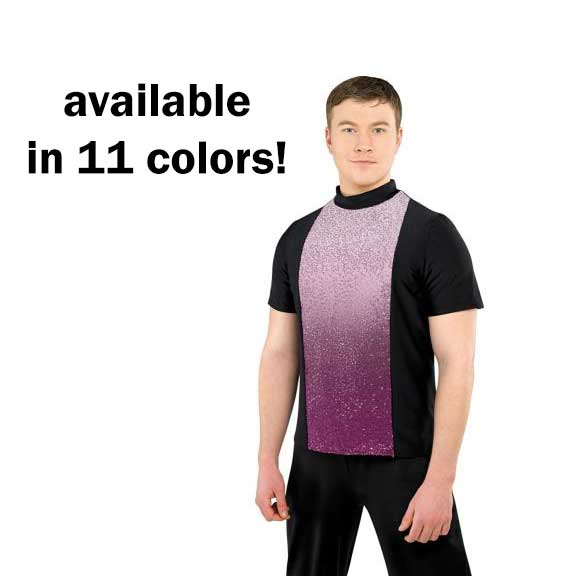 Guard Uniforms: Plex Male Top, Light to Dark