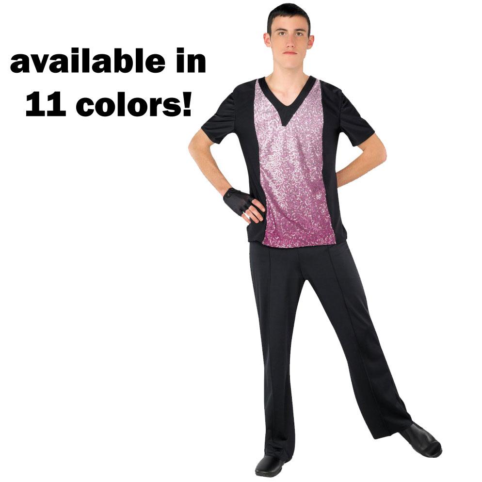 Guard Uniforms: Plex Male Top, Light to Dark
