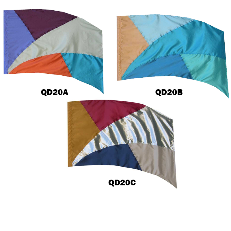 Quick Delivery Flags: Style 20