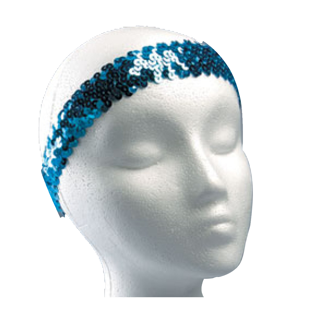 Sequin Headband: 1