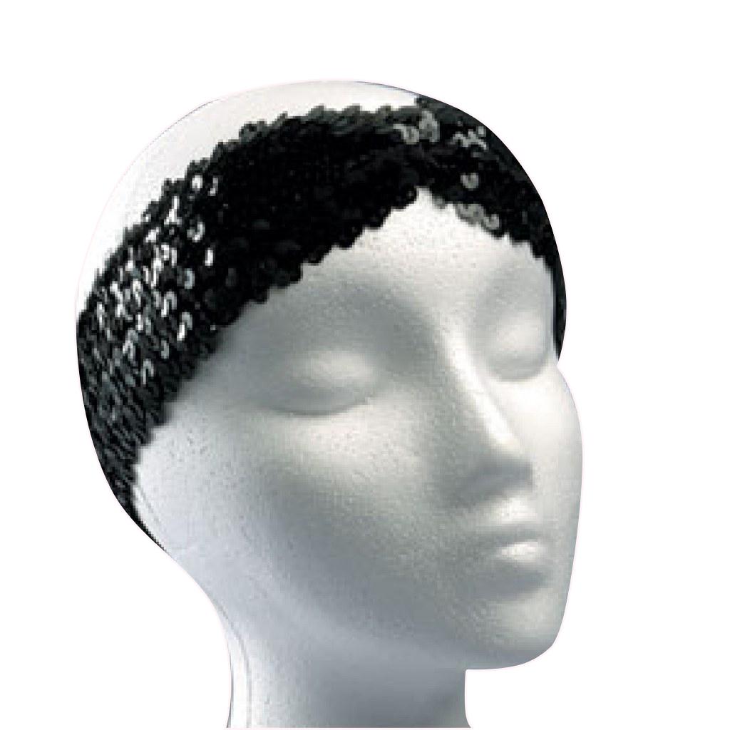 Sequin Headband: 2