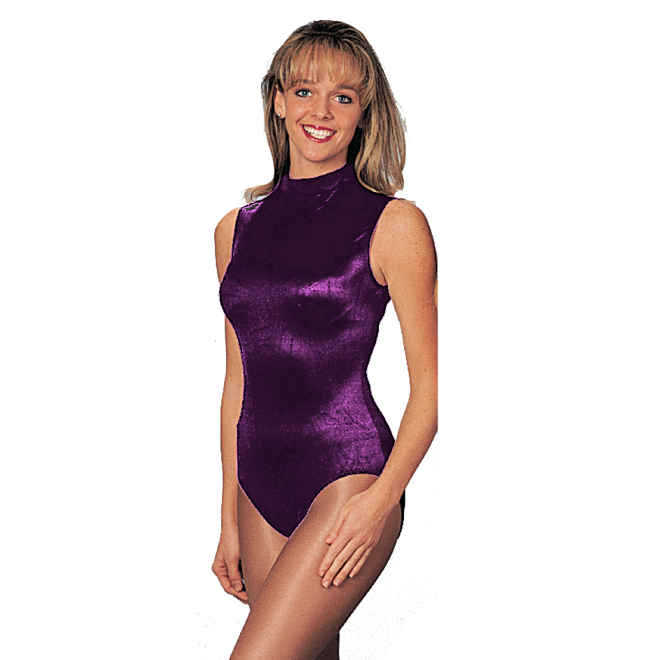 Leotards: Sleeveless (Colors)