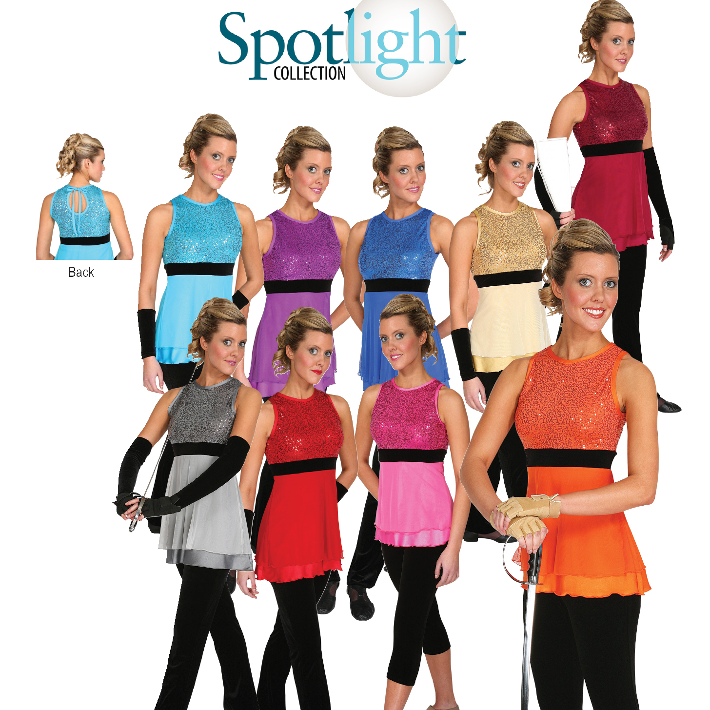Guard Uniforms: Spotlight