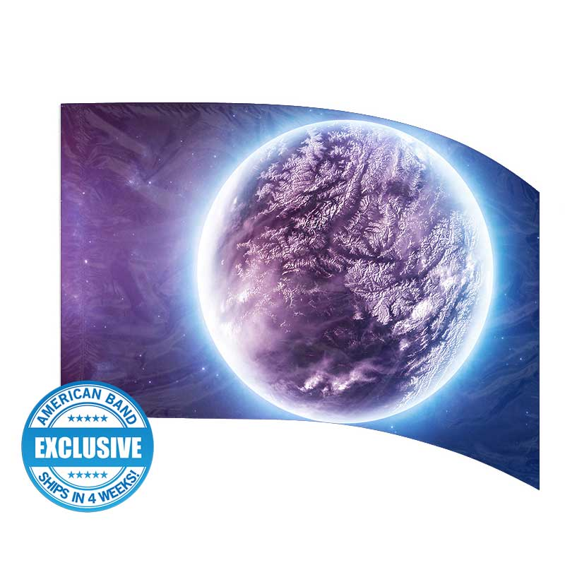 Made-to-Order Digital Cosmos Flags: Style 14